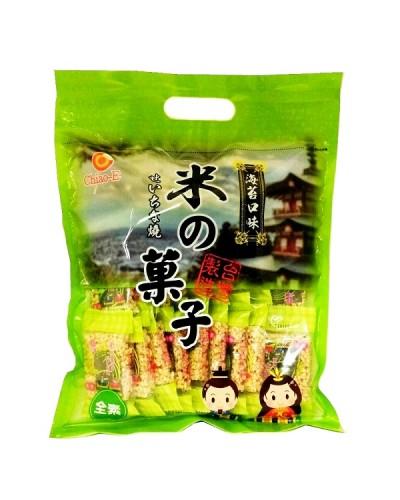 巧益 米之果子-海苔(全素) 200g