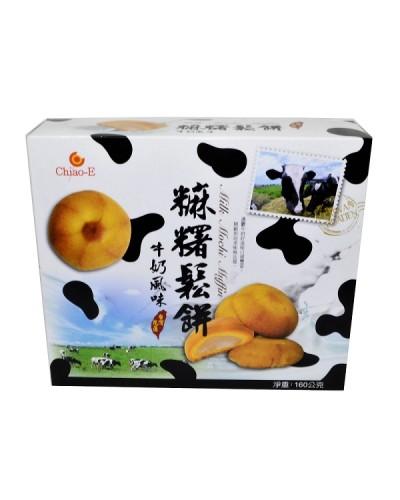 巧益 麻糬鬆餅 160g