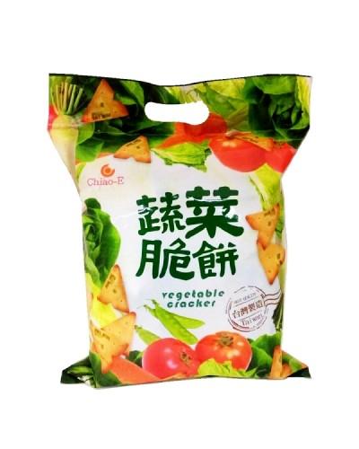 巧益 蔬菜脆餅 240g