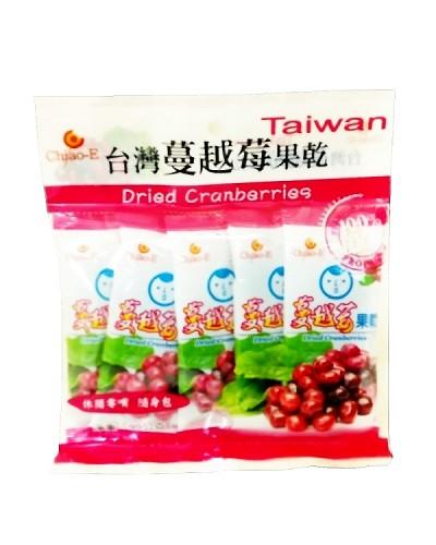 巧益 蔓越莓果乾 90g
