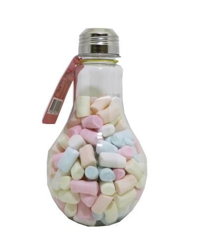 巧益燈泡造型水果棉花糖135g