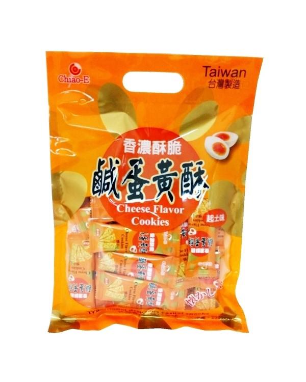 巧益 起士鹹蛋黃酥 230g
