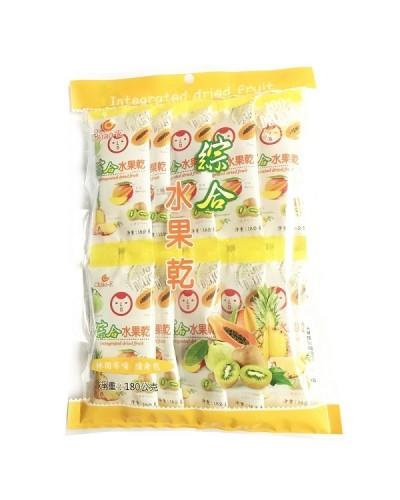 巧益綜合水果乾 (全素) 180g