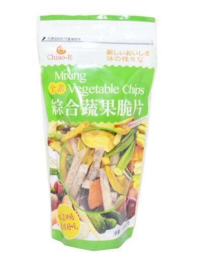 巧益綜合蔬果脆片 (全素) 120g