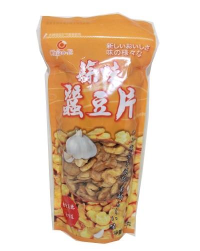 巧益蒜味蠶豆片240g