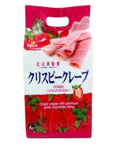 巧益法式薄脆餅 (草莓口味)