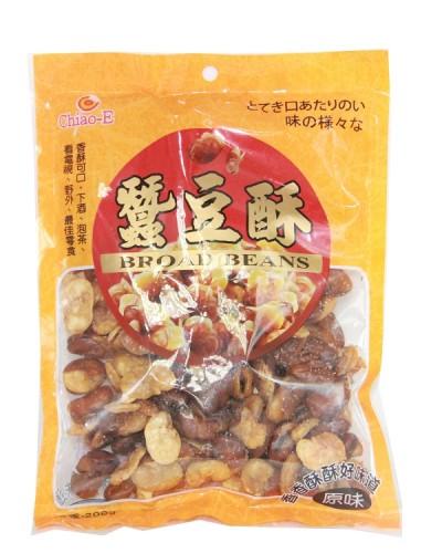 巧益蠶豆酥(原味) 200g