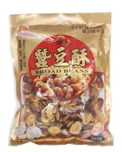 巧益蠶豆酥(蒜味) 200g