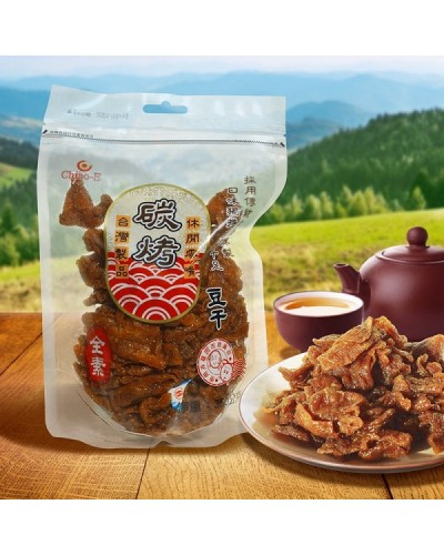 巧益碳烤豆乾 (非基因改造) (全素) 350g