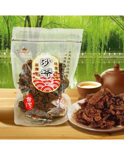 巧益沙茶豆乾 (非基因改造) 350g