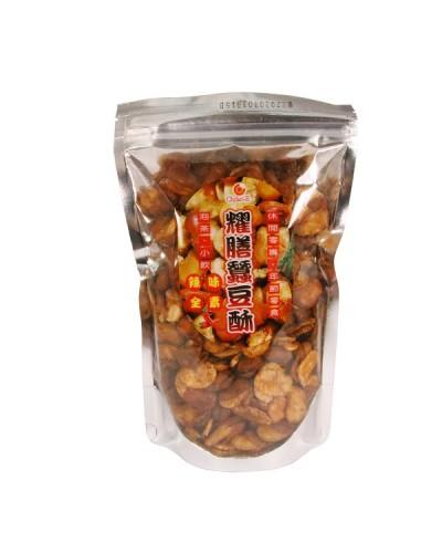 巧益耀膳蠶豆酥 (辣味) (淨重300g)