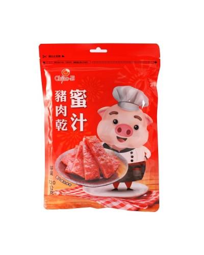 巧益蜜汁豬肉乾 120g