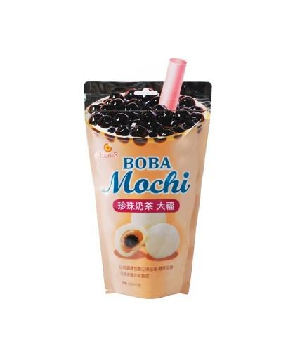 巧益珍珠奶茶風味大福(全素) 150g