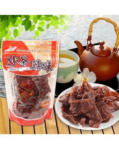 巧益沙茶辣味豆干(非基因改造) 350g