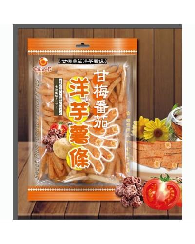 巧益洋芋薯條 (甘梅番茄口味) 160g