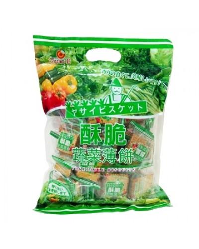 巧益 酥脆蔬菜薄餅 300g