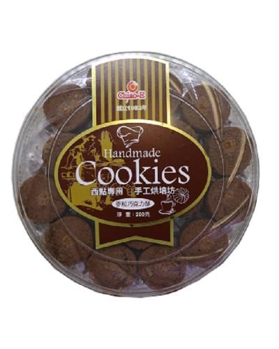 巧益麥粒巧克力酥 200g